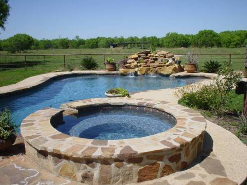 Home plate pool service design bookmark 3520 for Pool design services