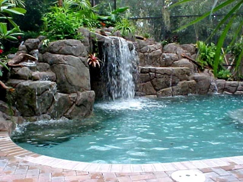 aquascape inground swimming pool design ideas and samples