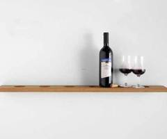 RESIDENTIAL INTERIOR DESIGN: Wine Bottle Rack Design Ideas