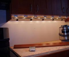 Hardwire Undercabinet Lighting