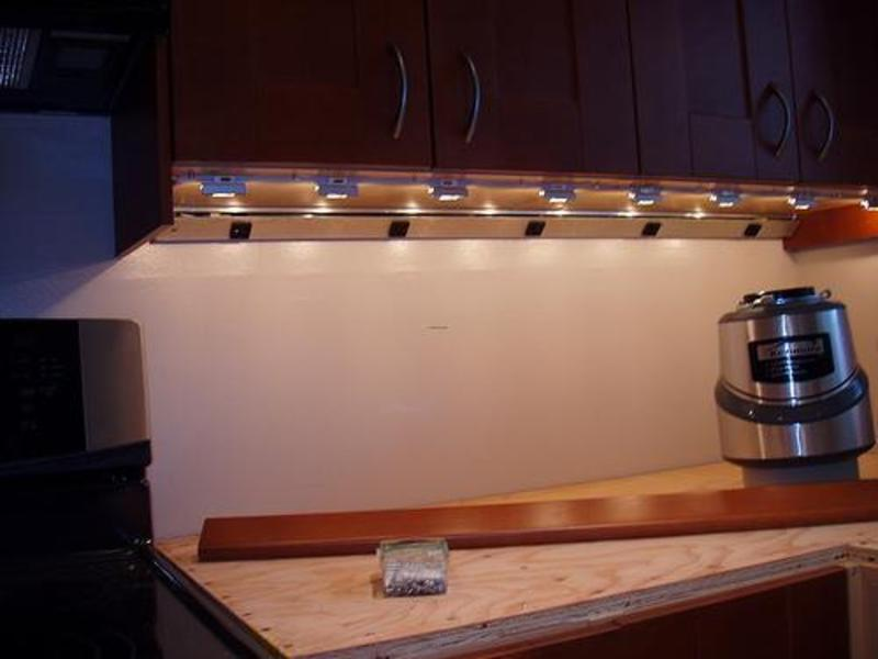 Hardwire Undercabinet Lighting Design