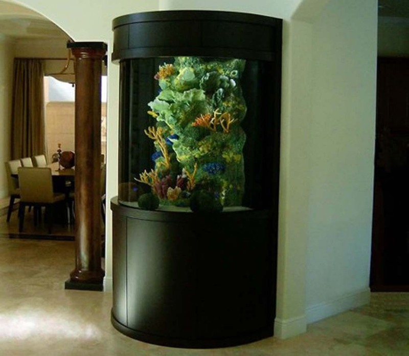 Aquarium ideas for home aquarium decoration ideas modern for Aquarium decoration design