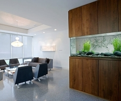 Upholstery, Cushion, and Aquarium Home Decoration Ideas