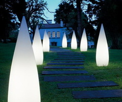 Comfortable and Modern Outdoor Lighting