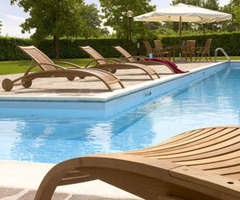Garden Furniture and Outdoor Pool Furniture from Medeot – Architecture and Home Interior Design