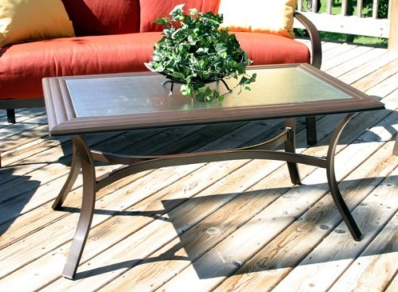 Castaway outdoor patio furniture deep seating rocking for Chaise de patio