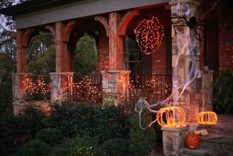 Scary Halloween House Decorations 800 x 534 · 60 kB · jpeg