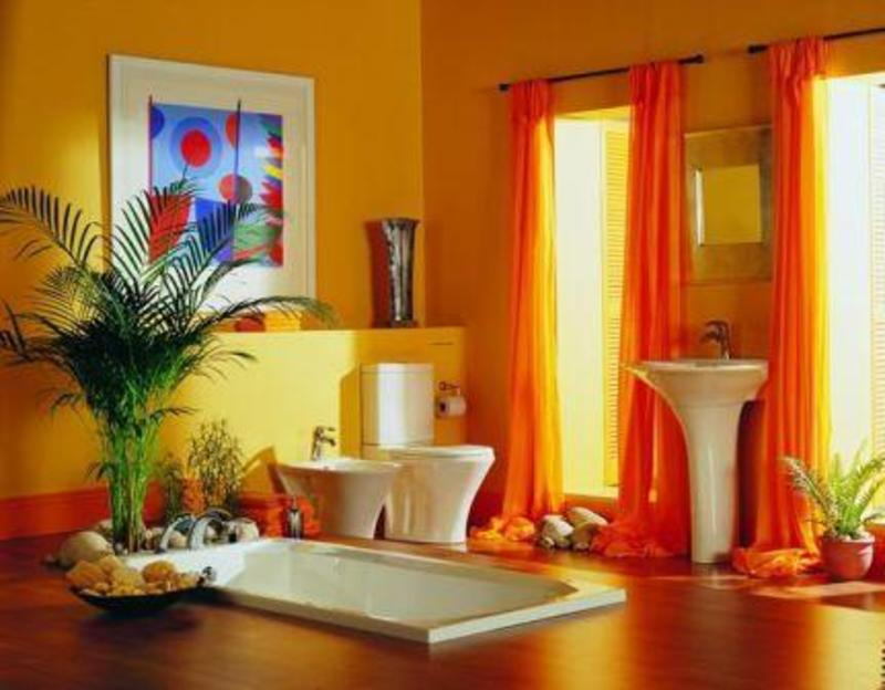 Colorful concept in bathroom interior design design for Bathroom interior design concepts