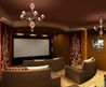 Media room design: ideas, furniture and decor for home theater or TV room