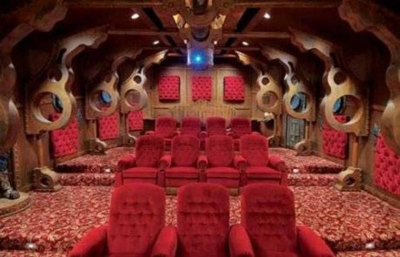 luxury home theater decor homeinteriorndesign home luxury home theater