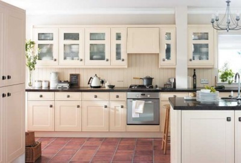 Cottage Style Kitchen Design Bookmark 3869