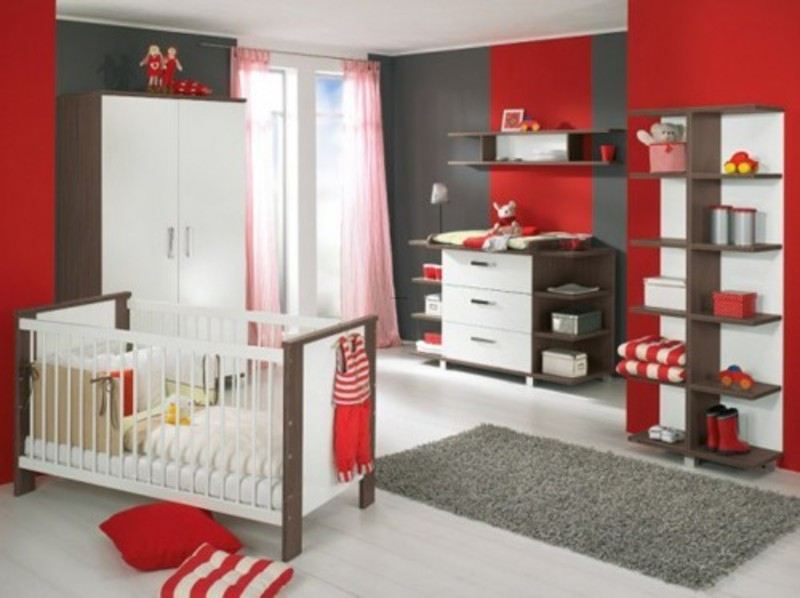 Baby Room Design Ideas, Baby Room Decorations / Nursery Decorating Ideas