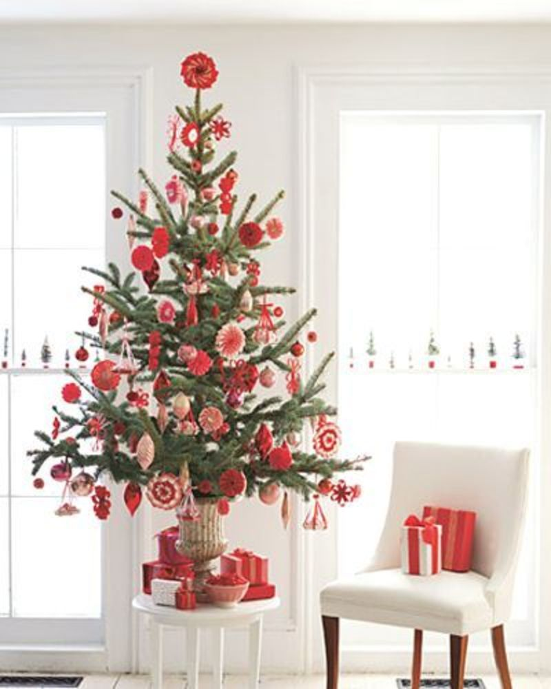 Inspiration Christmas Tree Design Decorating Ideas » Home Interior ...