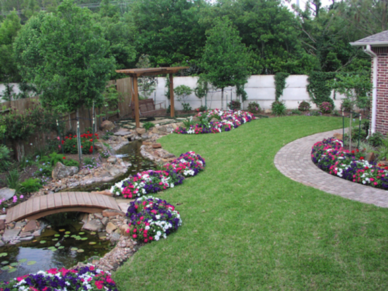 Backyard Landscaping Design Ideas / design bookmark #3905