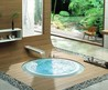 Bathroom Designs  Kasch Floor Waterfall Bathtubs 