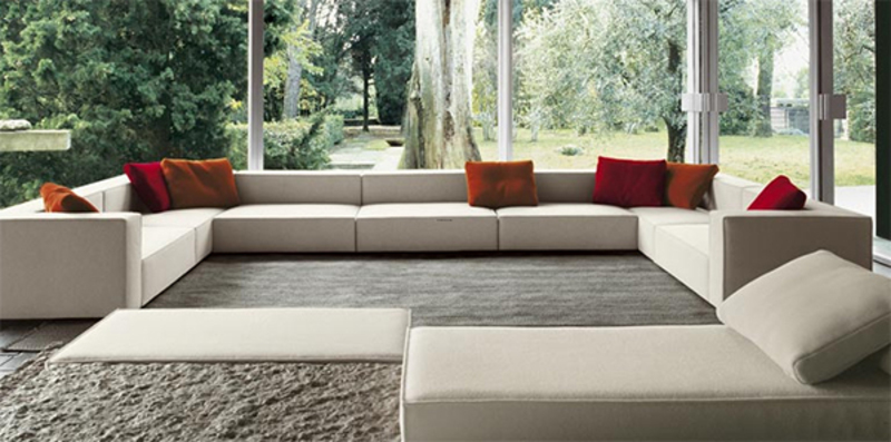 Sectional Living Room Couch Trendy Design Decorating Sofa Designs Design Bookmark 4014