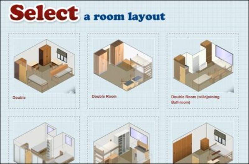 create the perfect college dorm room with design your dorm ForDesign Your Dorm Room Layout