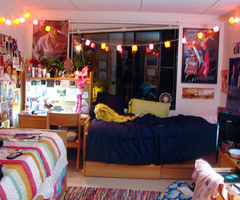 Surviving College Life » Reader Dorm Design: Marissa's Room