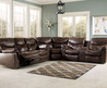 Best Picture of Multi Function Luxury Sectional Leather Sofa with Latest Contemporary Design 