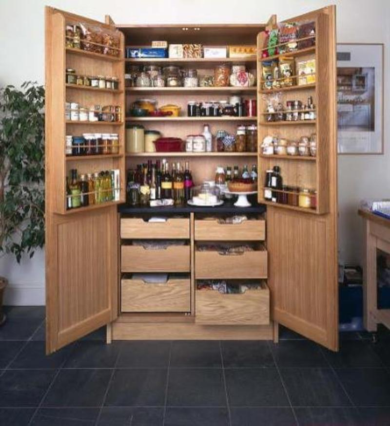 Design and ideas for kitchen pantry design bookmark 4071 for Kitchen pantry ideas
