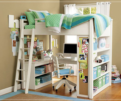 Henley Dorm Room Design Idea for Decorating