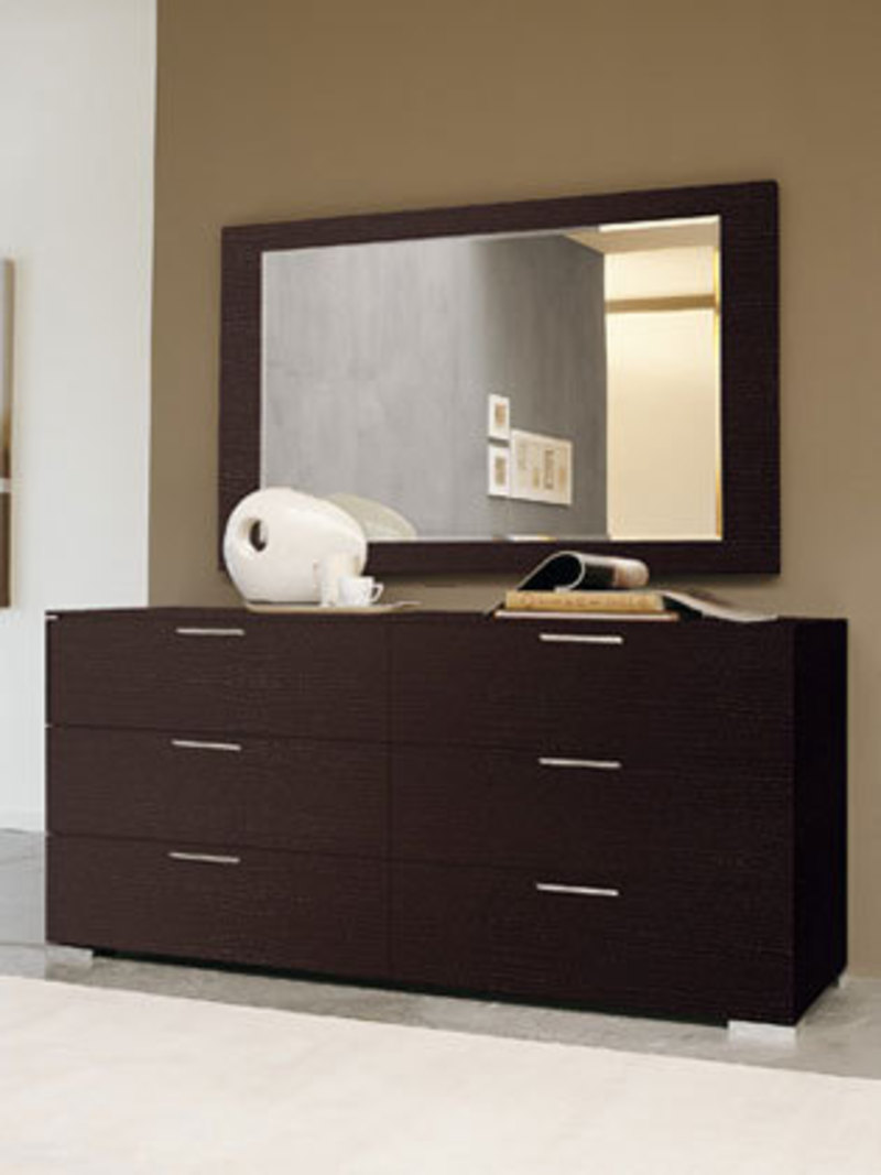 modern dressers with mirrors dressers