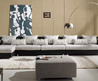 Interior Design: Modern and Luxury Sofas
