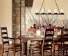 Dining Room Lights – Veranda Linear Chandelier