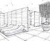 Istanbul Edition Hotel Spa  Drawing 03 Design Ideas by Hirsch Bedner Associates