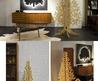 Amazing Modern Christmas Tree Decorating Home Design Ideas