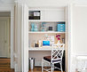 Small Space Home Office: 3 Ideas — Home Office Organizing Tips