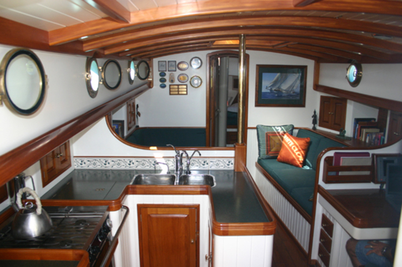 yacht interior design estimate man hours to build a yacht