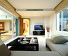 White TV Room On Minimalist Resort And Spa With Luxury Design Ideas Thailand Phuket Hotel on All House Design