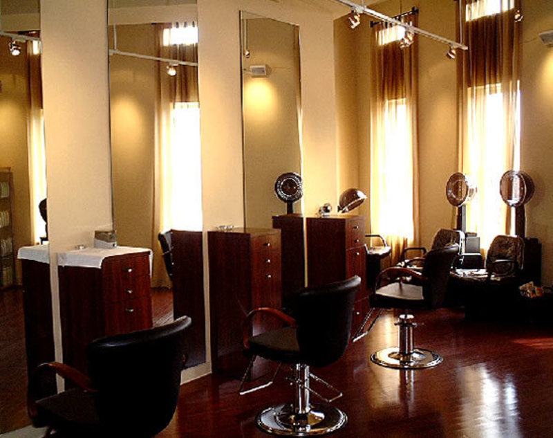Beauty Salon Interior Design Ideas