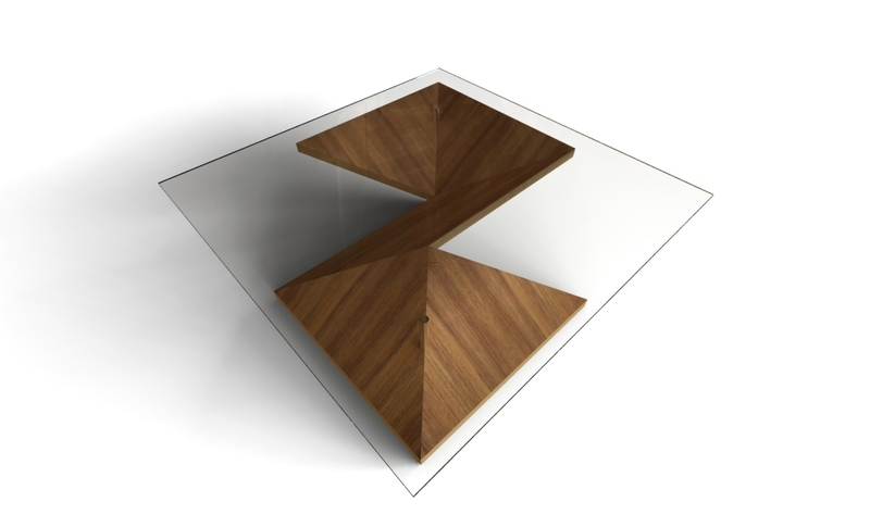 Coffee Table Design, Modern coffee table