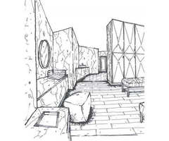 Istanbul Edition Hotel Spa – Drawing 02 Design Ideas by Hirsch Bedner Associates
