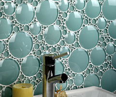 Bathroom Tile Backsplash Ideas by Evit 