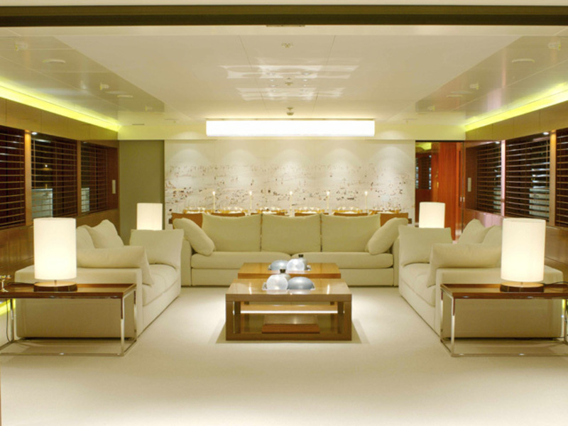 Yacht Interior Design - International Superyacht Designers - RMD