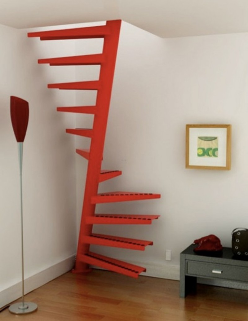 Super Cool Space Saving Staircase Design Ideas Design