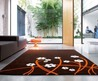 Soft Carpet Contemporary Interior by Dhesja