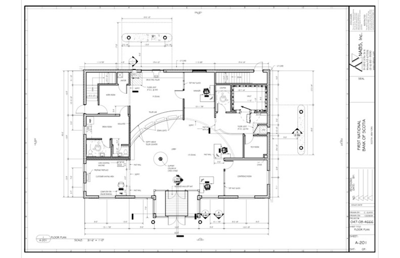 Permanent modular plans design bookmark 4435 for Bank designs architecture