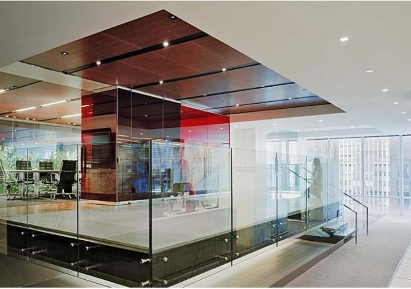 Bank of america interior design glass wall design bookmark 4465 for Banc interieur design