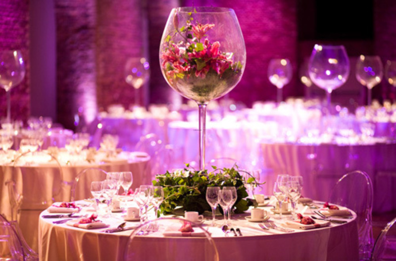 Decoration reception decorations for Cheap decorating ideas for wedding reception tables