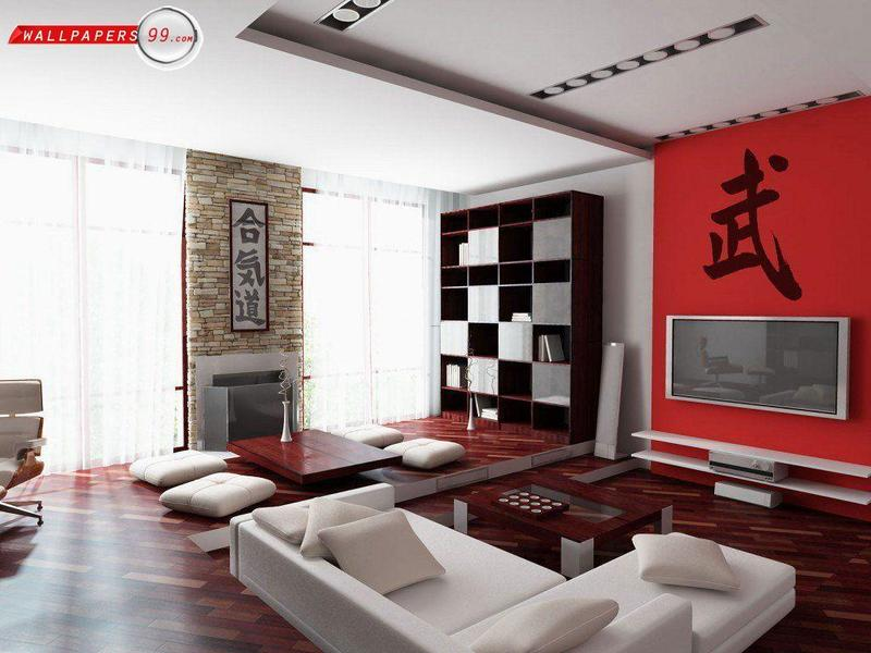 Red Interior Design, Free Black And Red Interior Design Wallpapers Photos Pictures Images Free 1024x768 17908