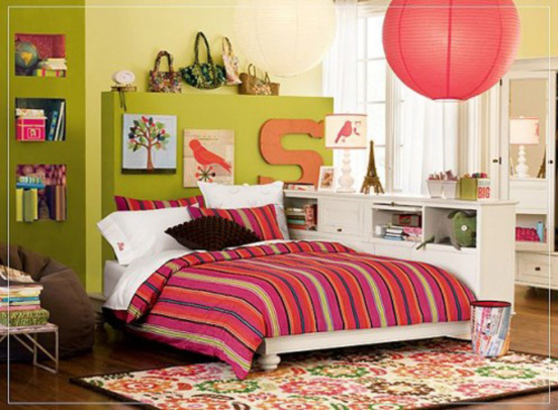 Girls bedroom ideas beautiful bedroom designs for teenage girls by pb teen design bookmark 4649 - Bedroom themes teenage girls ...