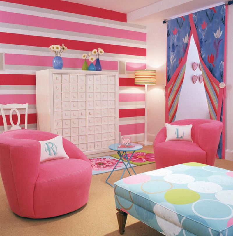 home design cute girl room ideas