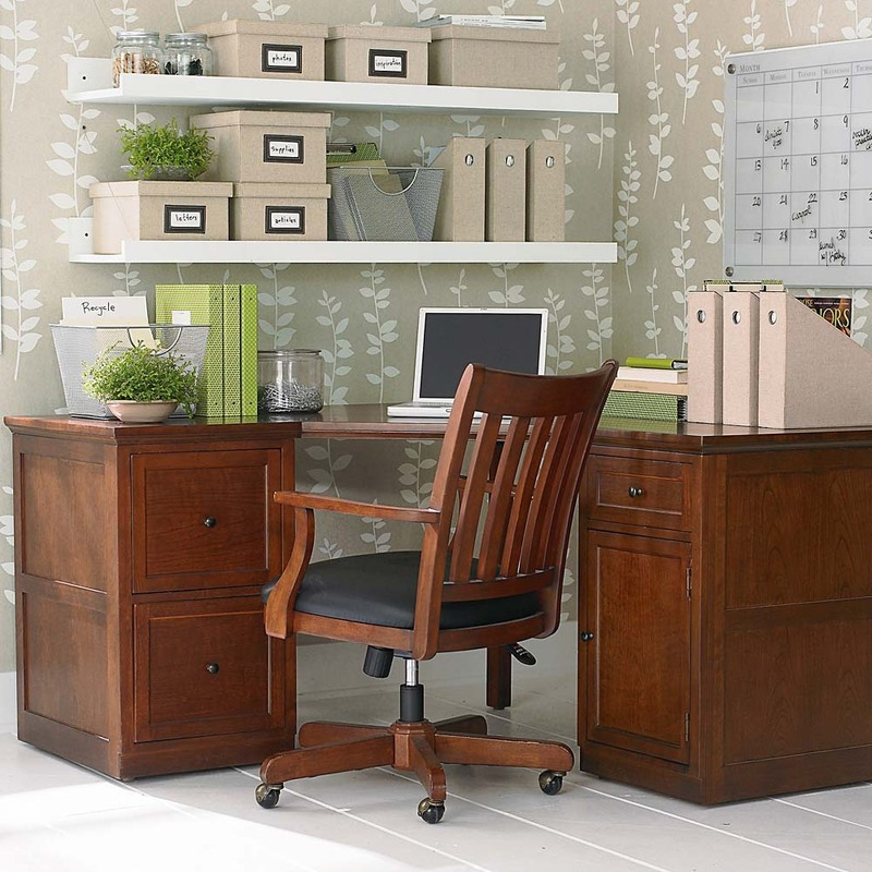 29 perfect home office corner desks - Corner office desk ...
