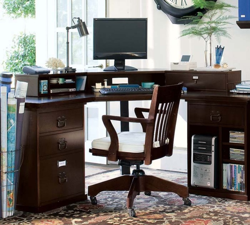 Modern Corner Office Desks Corner Desk Home Office