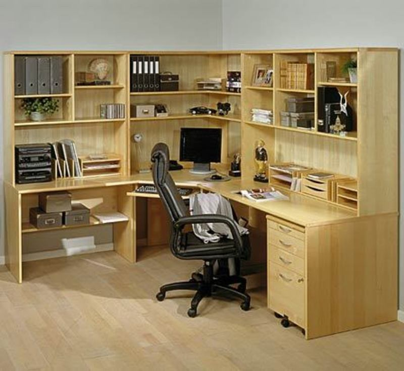 Home office corner desk units image search results Home office desks