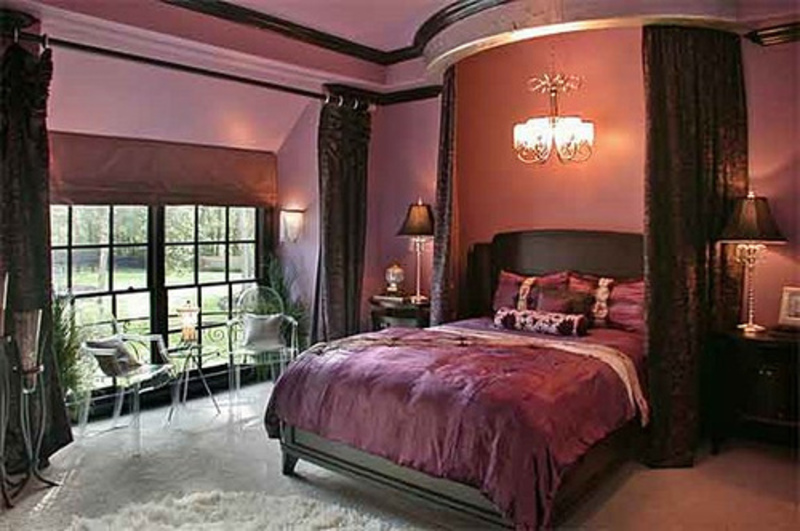 Decorating Ideas > Bedroom Decorating Ideas For Teen Girls  Design Bookmark  ~ 181233_Bedroom Decorating Ideas Purple